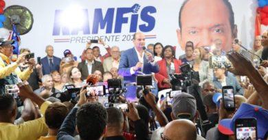 Ramfis reta a un debate a Gonzalo, Leonel y Abinader para discutir propuestas