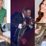 Anthony Santos lleva destacadas comunicadoras a concierto de Higüey