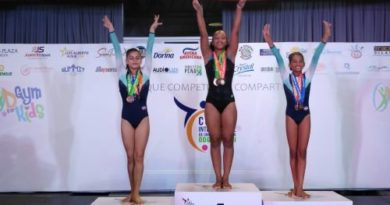 Atletas Proyecto Panam 2022 exhiben progreso Copa OD Gym