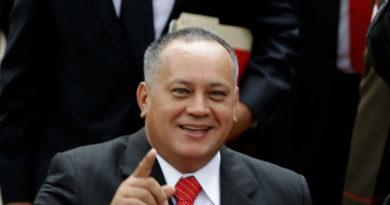 """Diosdado Cabello quiere más caos en Bolivia: """"Va a ser la chispa que encenderá la pradera de la brisa bolivariana, el huracán"""""""