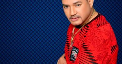 Frank Reyes le pone voz a 11 merengues