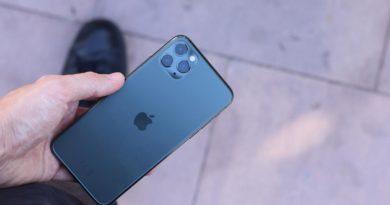 iPhone del futuro tendrá todavía más cámaras y menos notch