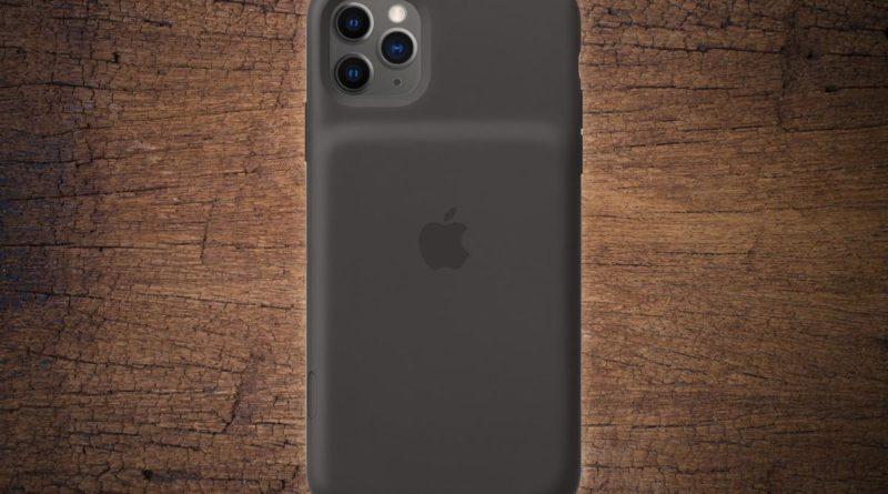 Las fundas con batería de los iPhone 11 ahora traen un botón para la cámara