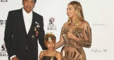 Blue Ivy, hija de Beyoncé y Jay-Z con tan solo 7 años, es una compositora galardonada