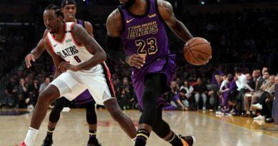 A sus 34 años LeBron está en mejor inicio temporada de NBA
