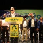 Luis Abinader llama a consolidar el triunfo del Cambio en todos los escenarios