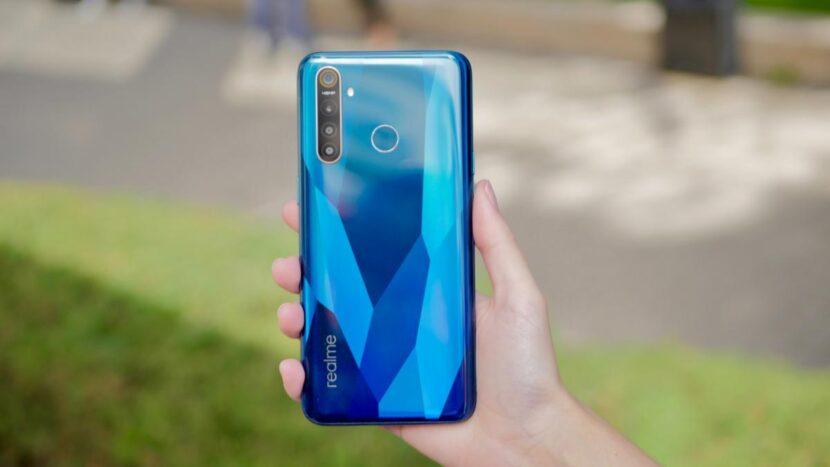 Realme se suma a la moda de lanzar un móvil por semana: llega el realme 5