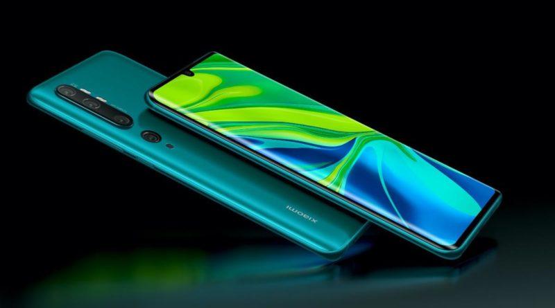 Nuevo Xiaomi Mi Note 10 que acaba de anunciarse ya tiene un descuento de 100€ en Gearbest