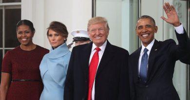 Barack Obama y Donald Trump, empatados en un ranking de los hombres más admirados en EEUU