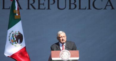 """López Obrador agradece """"la ayuda y el respeto"""" de Trump, pero rechaza cualquier """"intervención"""" en su país"""