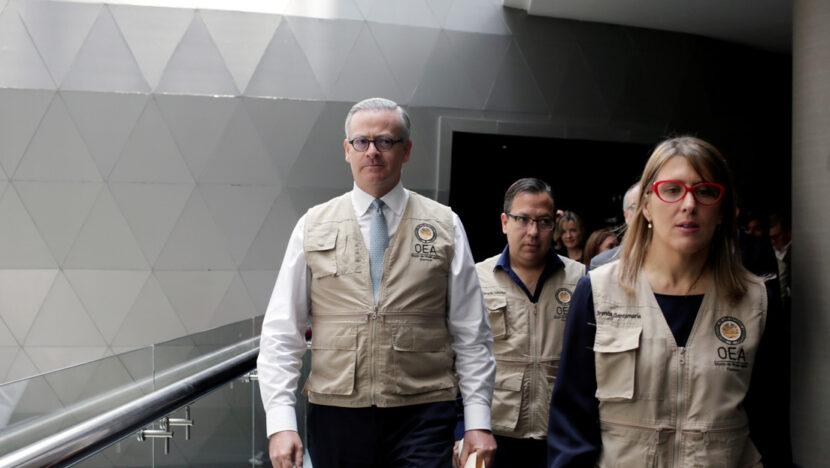 """OEA presenta su demorado informe final sobre las elecciones en Bolivia sin pruebas concretas del """"fraude"""""""