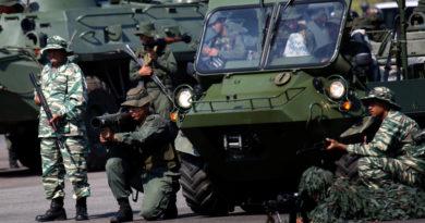 Caracas denuncia asalto de una unidad militar fronteriza al sur de Venezuela por un grupo de terroristas