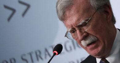 """John Bolton: """"La idea de que EE.UU. está ejerciendo la máxima presión sobre Corea del Norte no es cierta"""""""