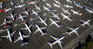 """Boeing desvela documentos """"muy inquietantes"""" sobre el 737 Max"""