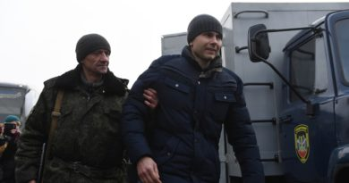 Kiev y Donbás inician el intercambio de prisioneros