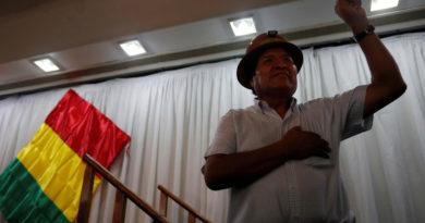 Morales anuncia cómo y cuándo definirá el MAS la fórmula presidencial