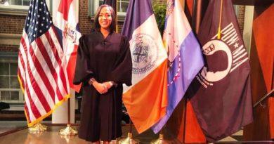 Abogada dominicana es nombrada jueza de la Corte Suprema de NY