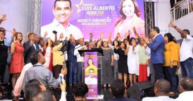 Luis Alberto promete continuar lo que está bien, corregir lo que está mal y hacer lo que nunca se ha hecho en SDE