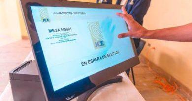 ATENCIÓN: La auditoría para el voto automatizado se haría con fondos Embajada EEUU