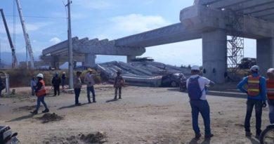 Al menos 2 muertos y 3 heridos por desplome de puente en el Caribe colombiano