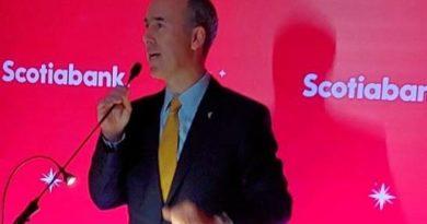 Banco Scotiabank tiene proyectado remodelar y construir más de 50 sucursales en el 2020