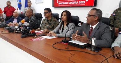 """COE: Más de 40 mil personas trabajarán en operativo """"Pacto Por la Vida, Navidad Segura 2019"""""""