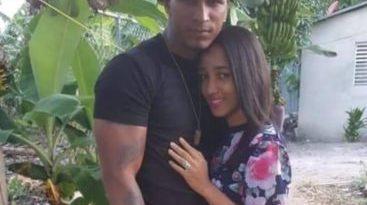 Continúa en estado delicado mujer herida por su expareja de un disparo en Santiago
