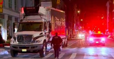 Cuatro peatones muertos en atropellos en Nueva York en menos de 24 horas