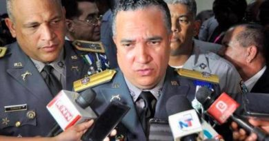 Director de la Policía advierte está prohibido uso de armas en recintos electorales