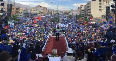 """""""No me asusta"""": Evo Morales rechaza la orden de aprehensión """"injusta e ilegal"""" en su contra"""