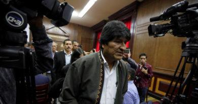 El único fraude fue el de la OEA la reacción de Evo Morales ante el informe del organismo sobre las elecciones