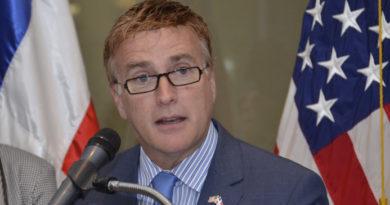Exembajador de los EEUU en RD reafirma la seguridad de la isla