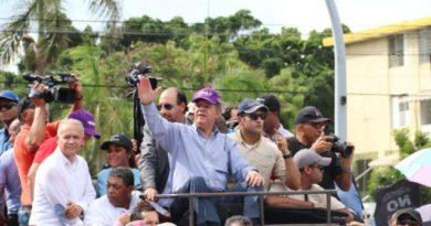 Leonel Fernández encabezará caravana este domingo en el Gran Santo Domingo, SDE y SDO en apoyo a candidatos municipales