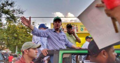 """""""Ni ellos se lo creen"""", dice Leonel sobre encuestas del gobierno"""