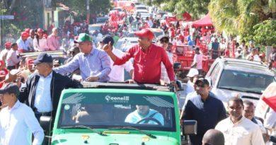 Leonel dice apoyo a La Fuerza del Pueblo en el sur revela lo que sucederá en febrero 2020