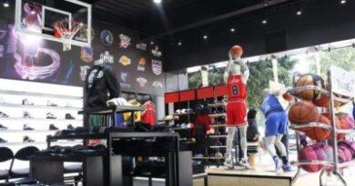 La NBA abre tienda en Ciudad de México