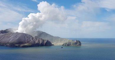 Los muertos en el volcán Whakaari de Nueva Zelanda suben a 17