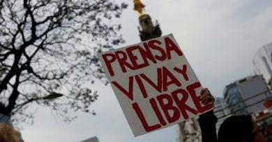 México fue el país con más periodistas asesinados en 2019