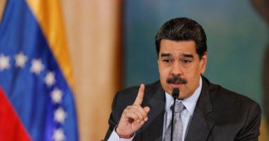 """Maduro exige al gobierno de Brasil """"no apoyar ataques terroristas contra Venezuela"""""""