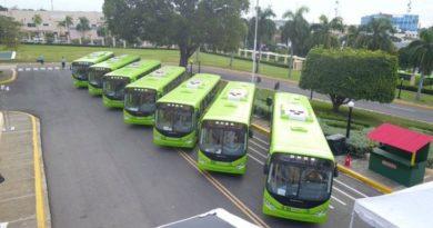 OMSA incorpora 70 nuevos autobuses; habilitarán tres corredores