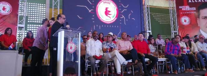 Quique Antún: «Ahora más que nunca necesitamos un muro para frenar la inmigración ilegal haitiana»