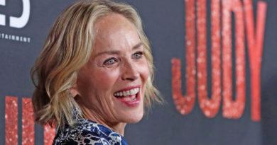 Sharon Stone se registra en una 'app' de citas y la bloquean porque no creen que sea la verdadera estrella de cine
