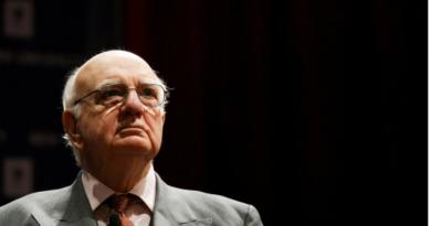 Murió Paul Volcker, el hombre que logró vencer a la inflación en los Estados Unidos