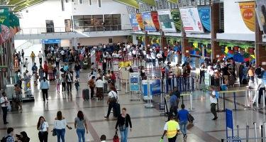 Llegada masiva de dominicanos en el exterior por festejos navideños