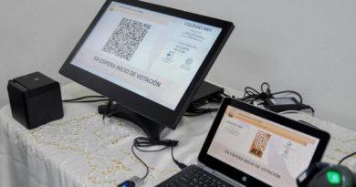 Uso del voto automatizado en elecciones municipales sin consenso de partidos