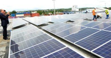 Energía fotovoltáica reduce apagones