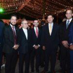 Banreservas celebra encuentros de Navidad con clientes empresariales
