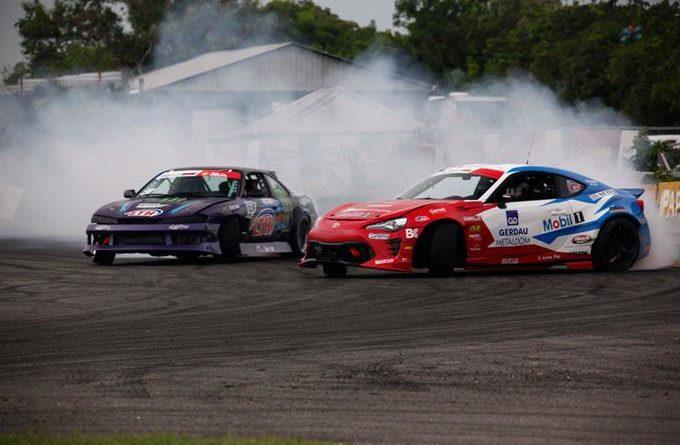 Serie de Drift Shell llega este domingo a su último round