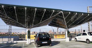 Ferrolineras, la solución de Adif para cargar coches eléctricos con la energía de los trenes