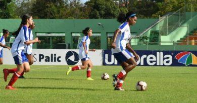 Selección Femenina de Fútbol RD ascendió en el ranking mundial